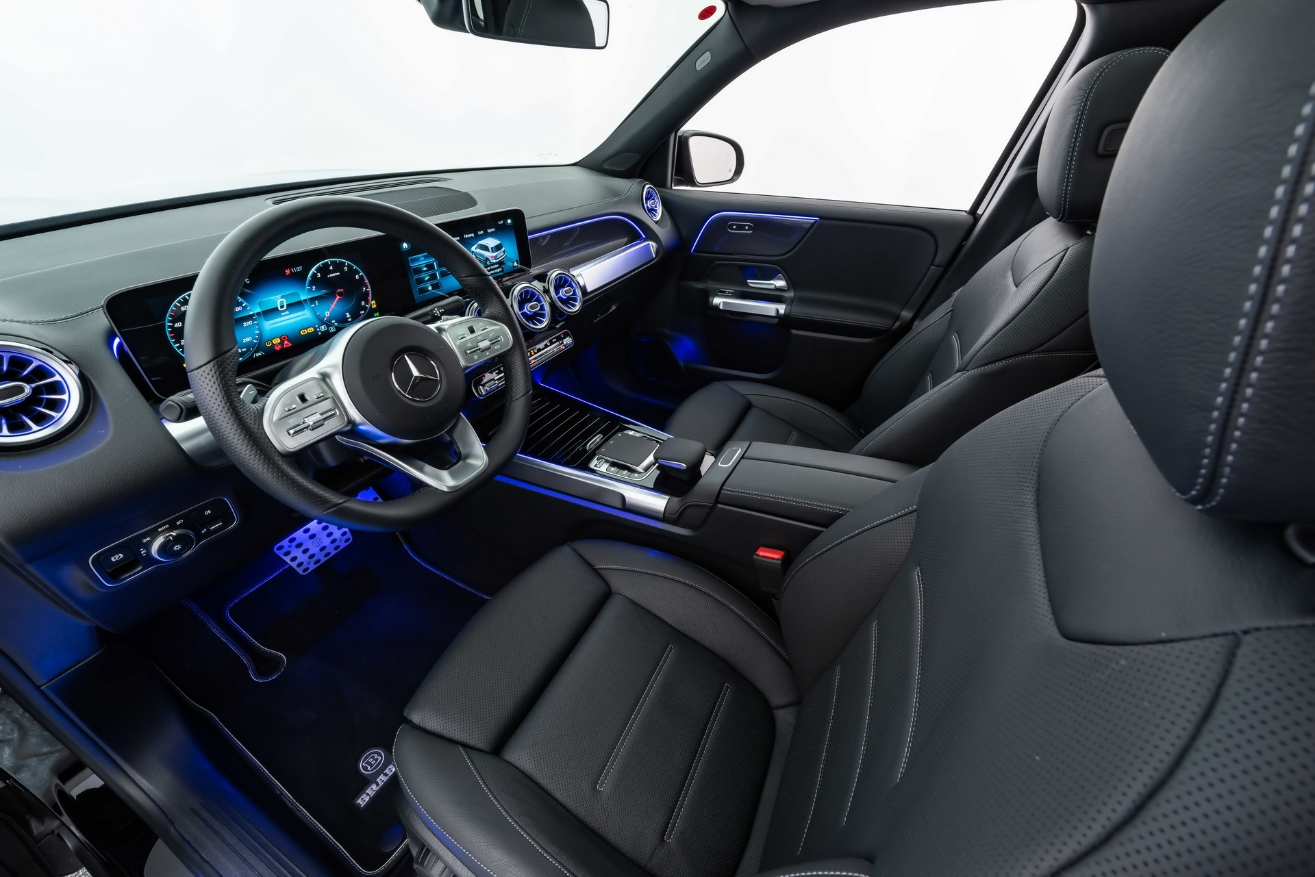 Mercedes GLB Brabus