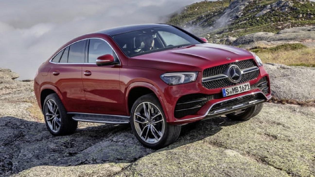 Mercedes GLE 450 Coupé 2021
