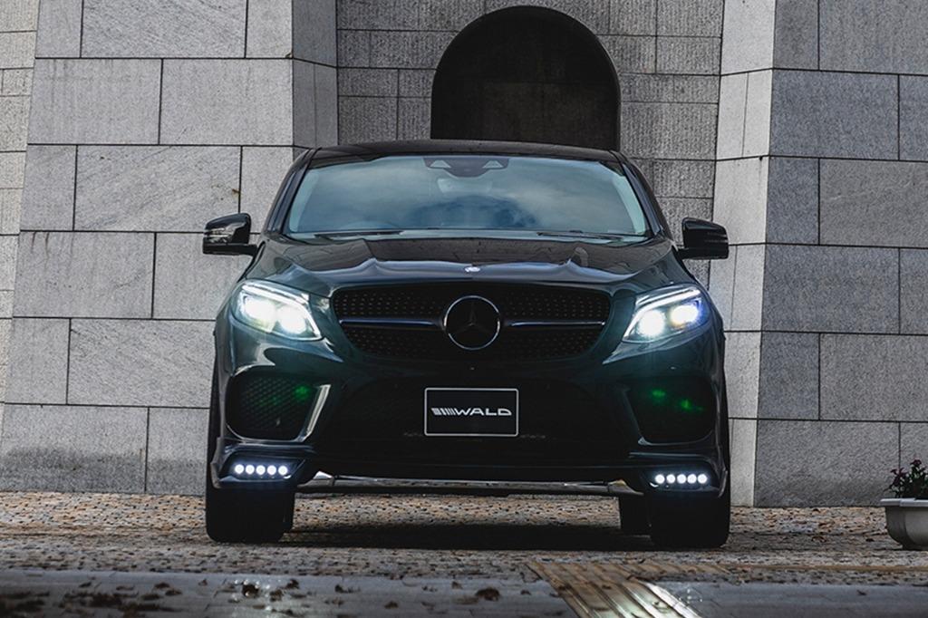Mercedes GLE Coupé Sports Line