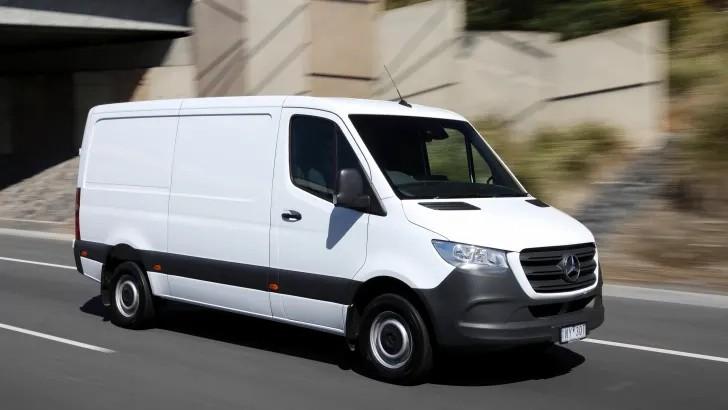 Mercedes Sprinter richiamo Australia