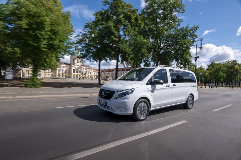 Mercedes eVito Tourer prezzi Germania
