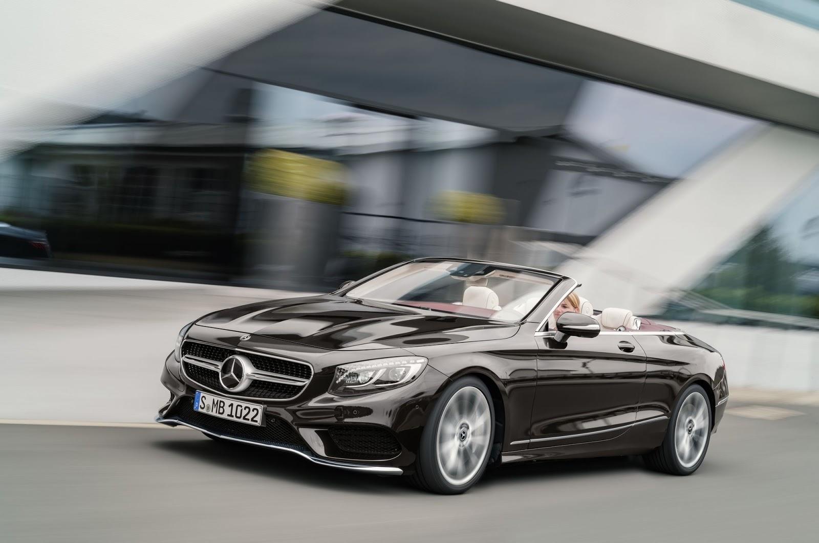 Mercedes gamma statunitense