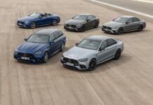 Nuova Mercedes Classe E AMG aperti ordini