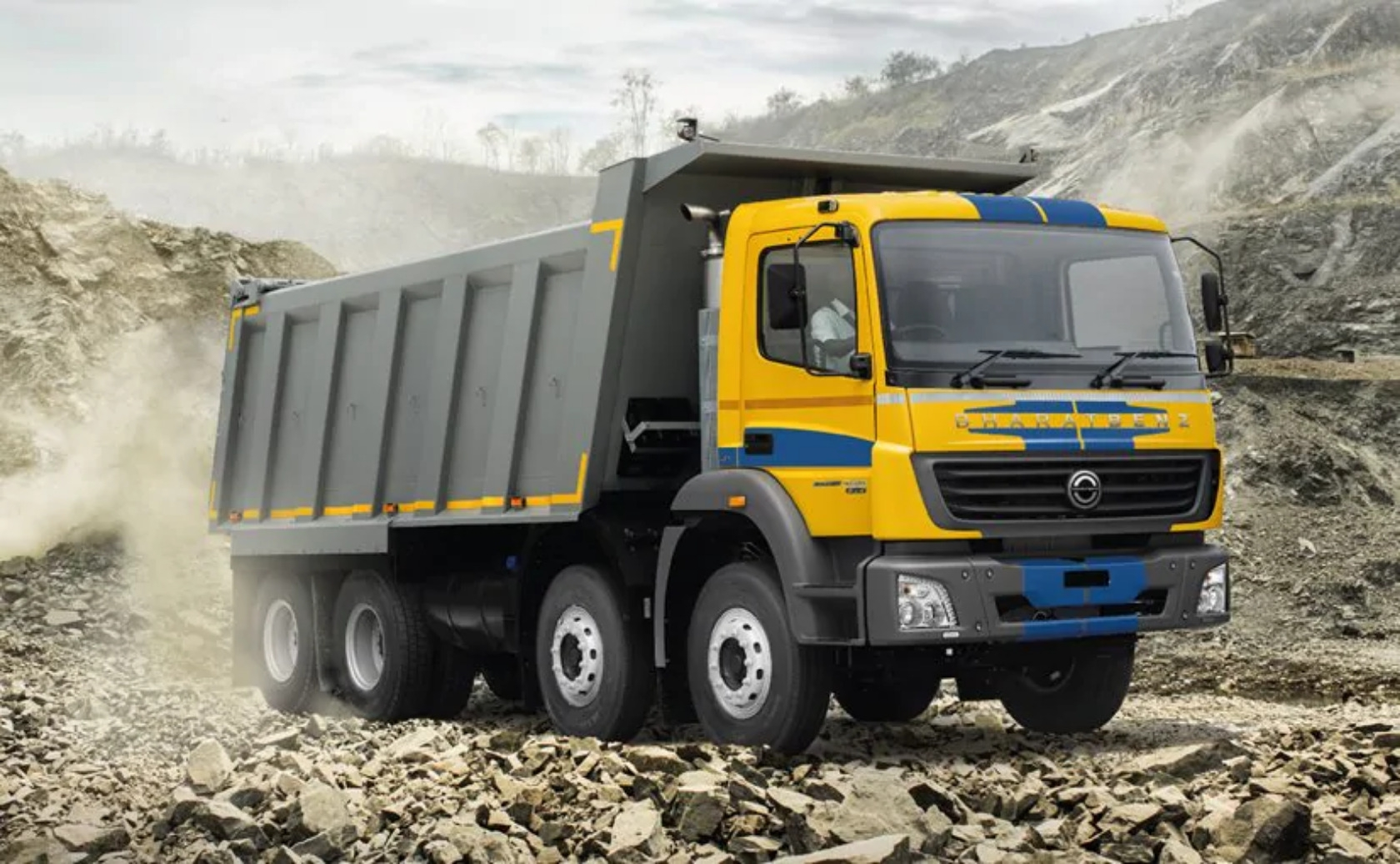 BharatBenz Exchange India