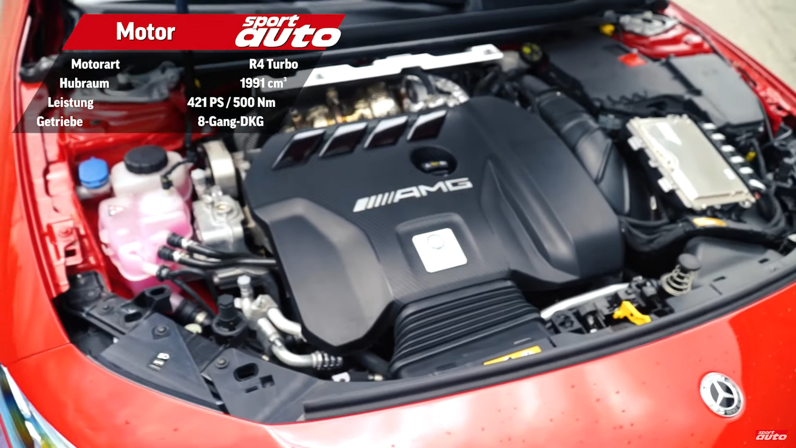 Mercedes-AMG CLA 45 S SportAuto