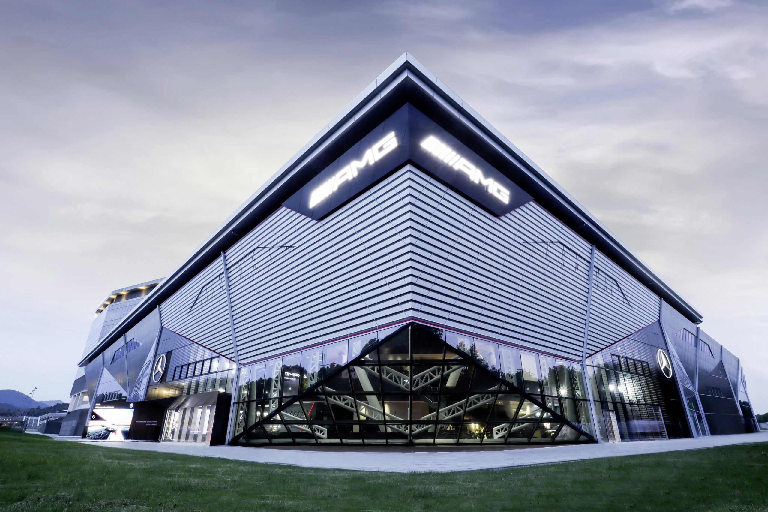 Mercedes AMG Experience Centre Zhejiang