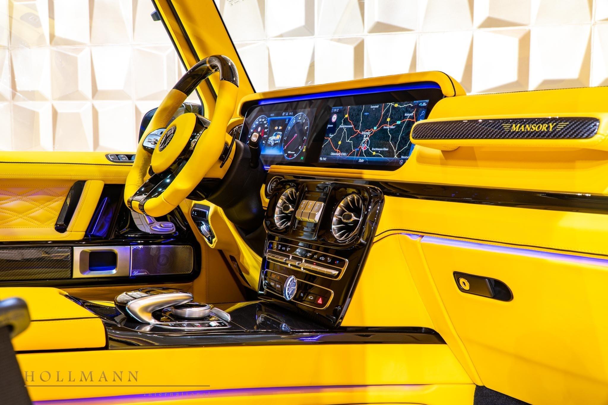 Mercedes-AMG G 63 Mansory