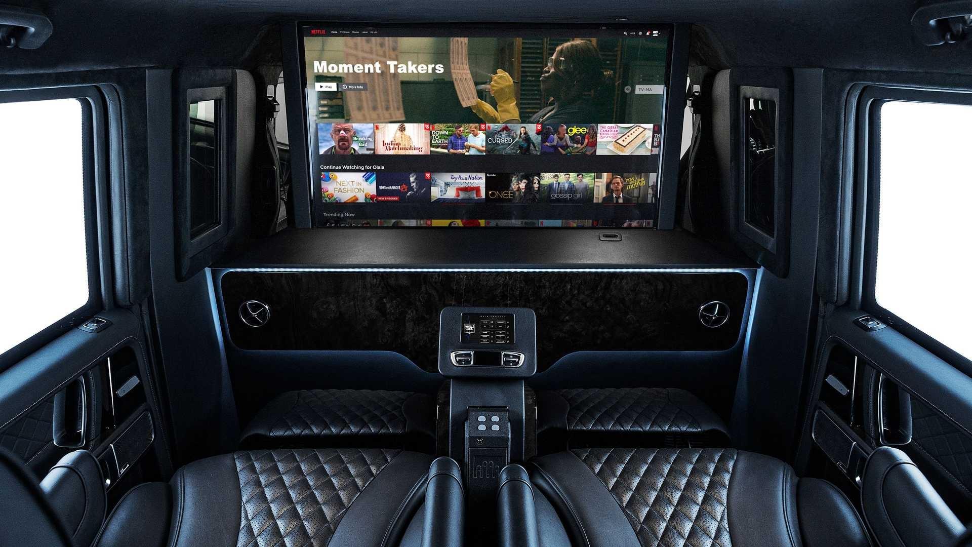 Mercedes-AMG G 63 VIP Limo 2020
