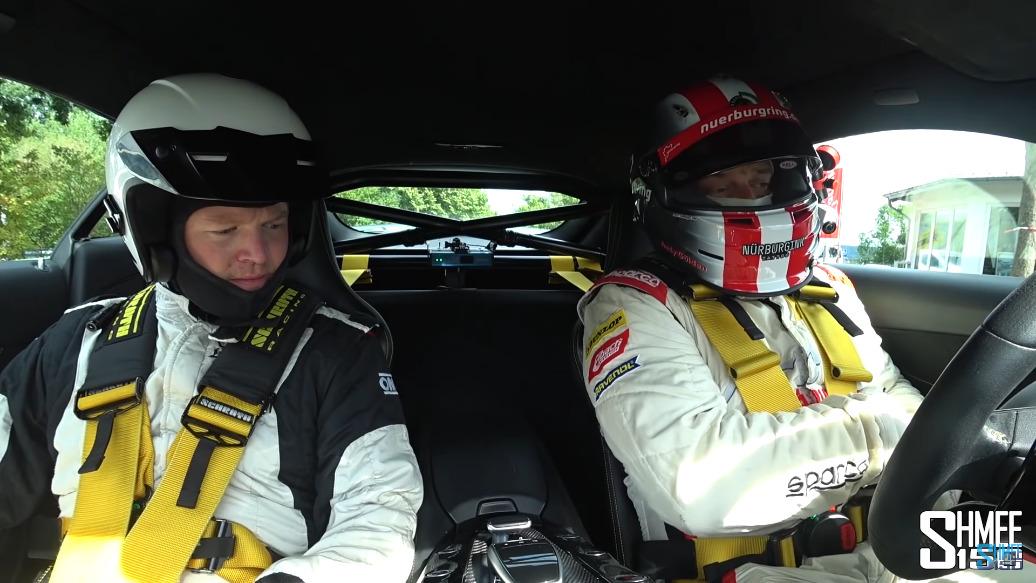 Mercedes-AMG GT R Shmee150 Nurburgring