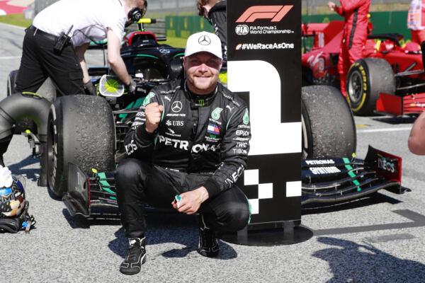 Mercedes-AMG Petronas F1 Valtteri Bottas stagione 2021