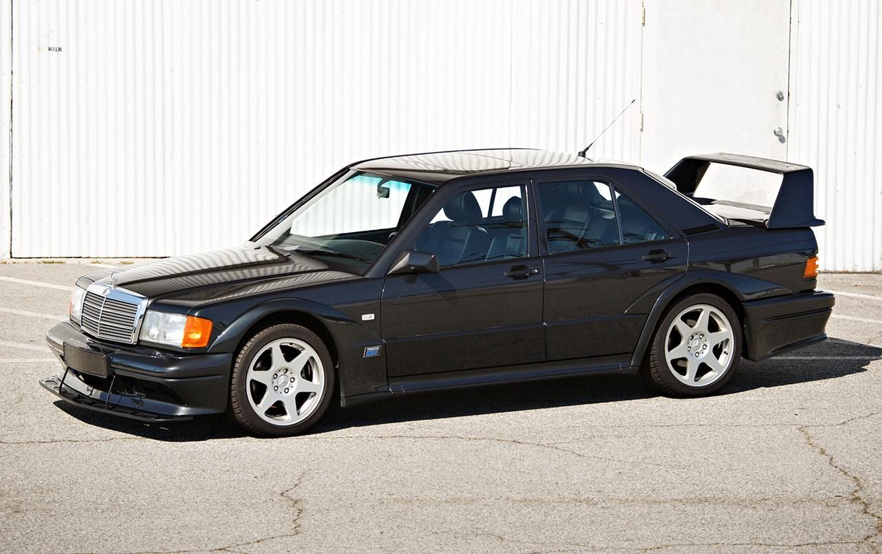 Mercedes-Benz 190E 2.5 16 Evolution II asta