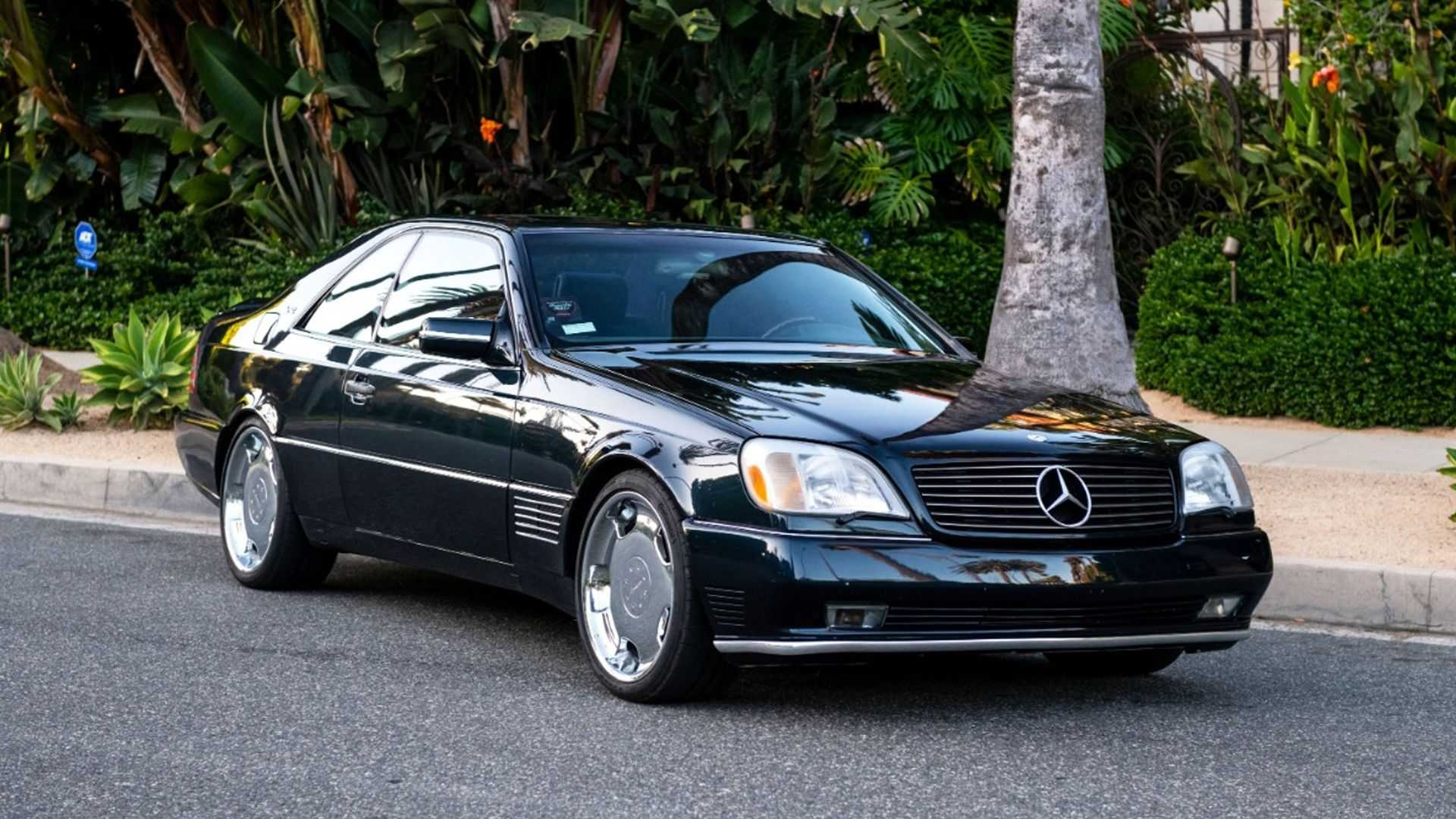 Mercedes-Benz S 600 Michael Jordan