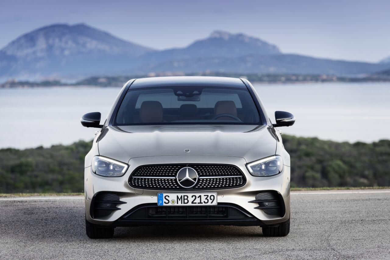 Mercedes Classe E 2021 prezzi Regno Unito