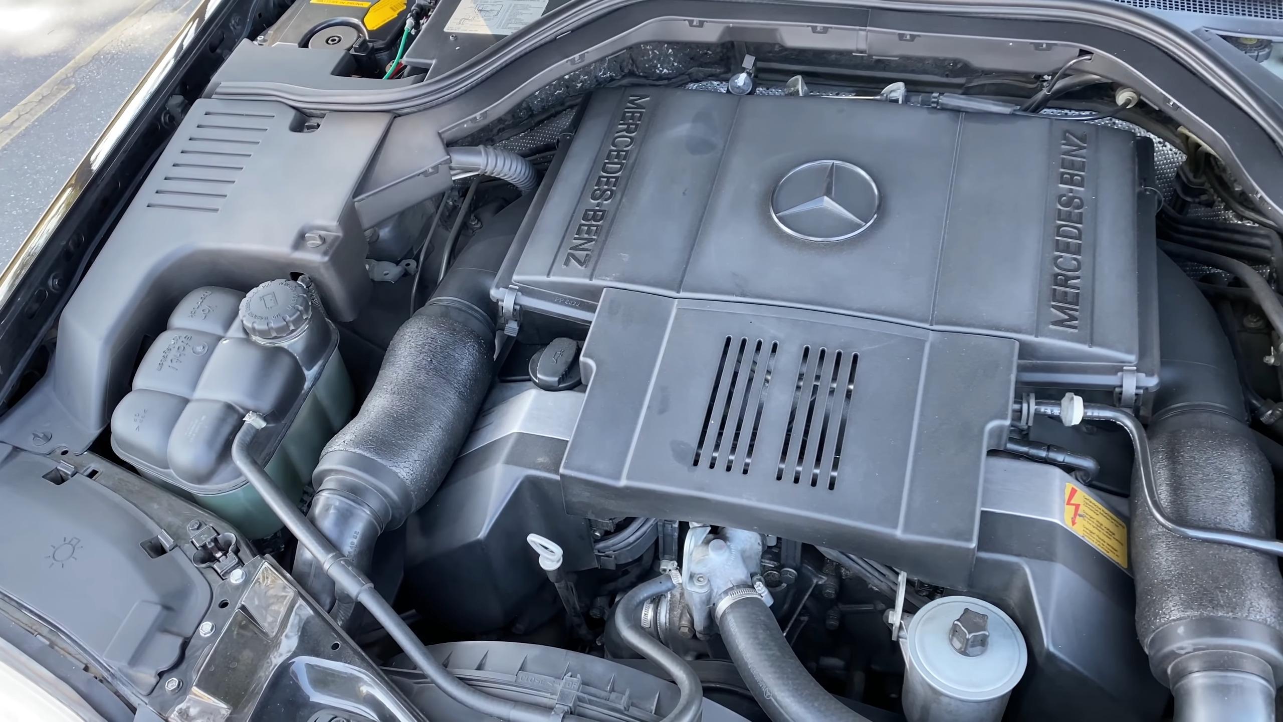 Mercedes Classe S W140 Doug DeMuro