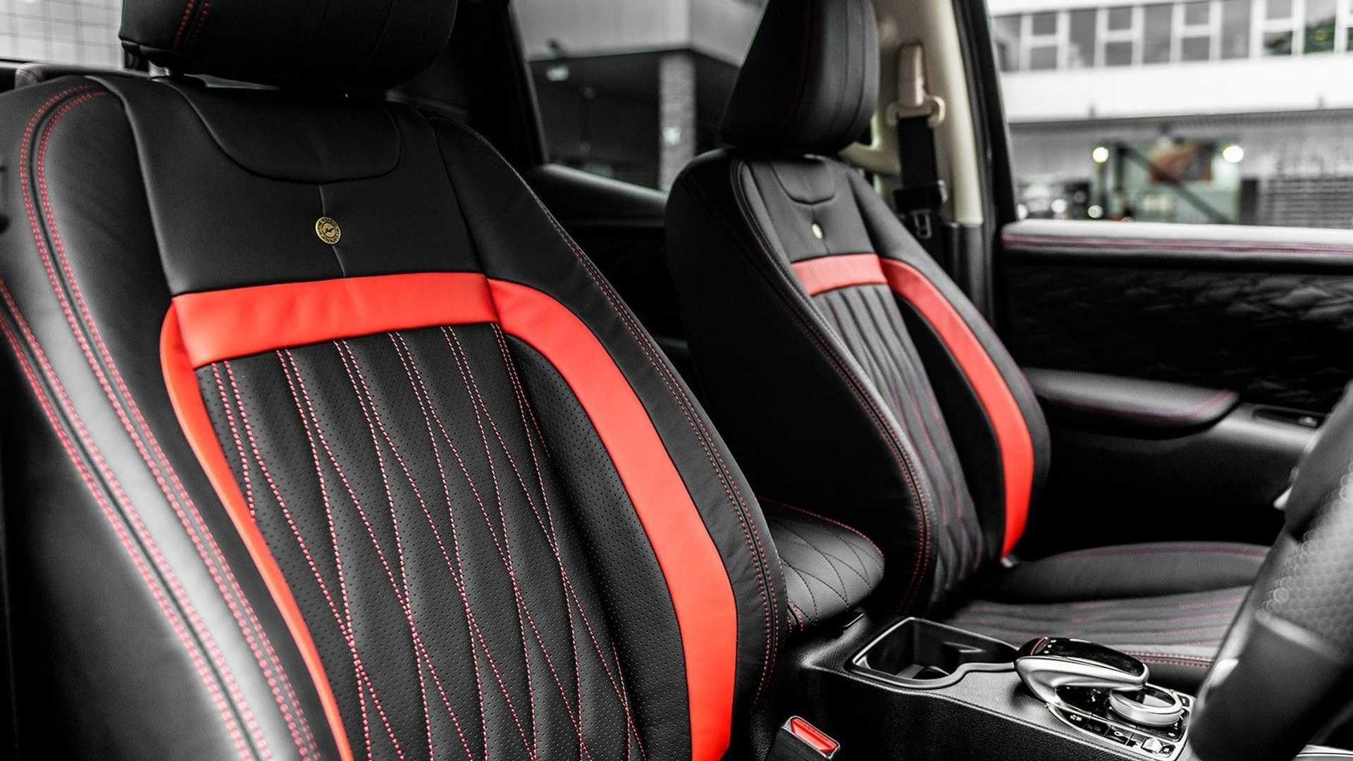 Mercedes Classe X Kahn Design
