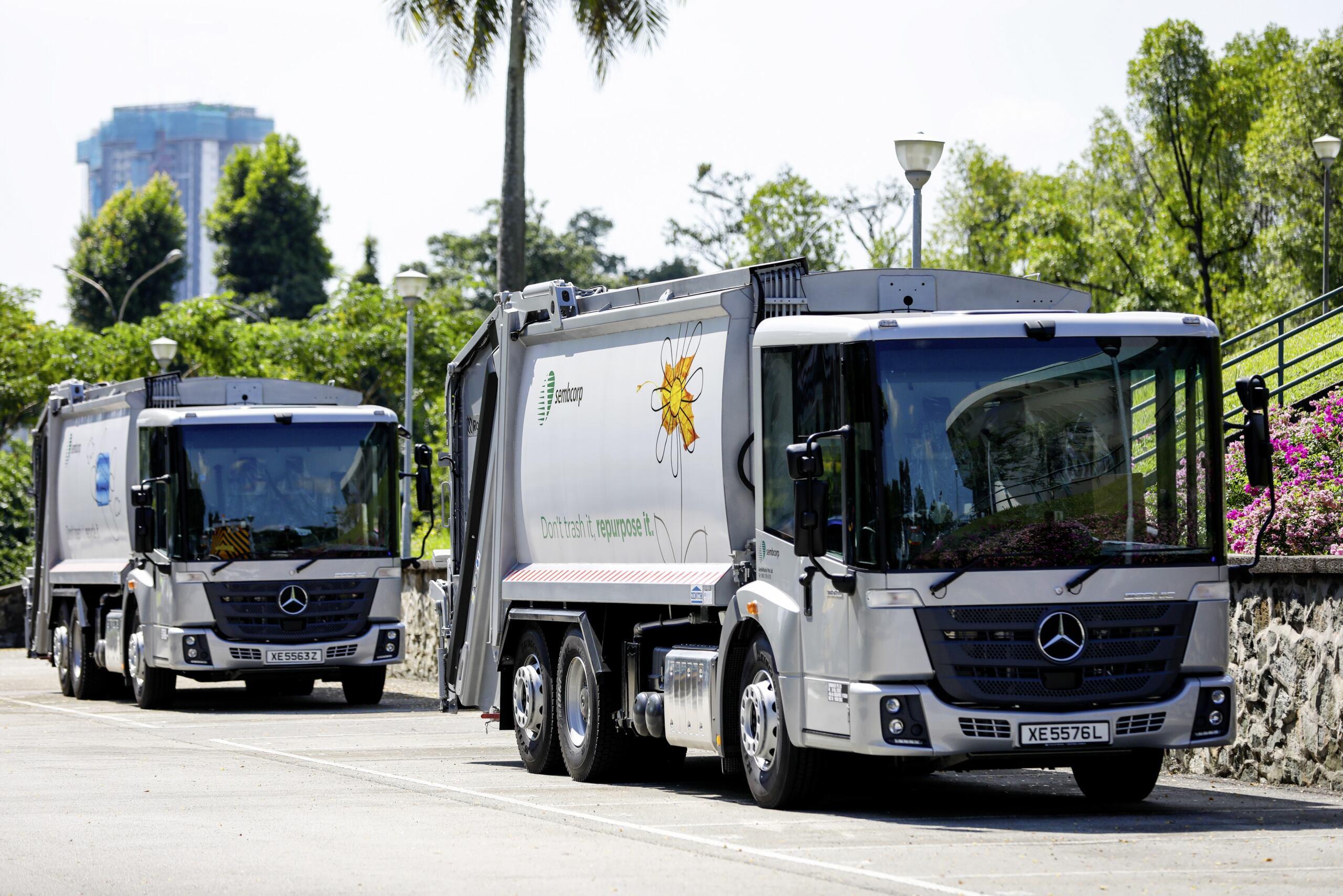 Mercedes Econic Singapore
