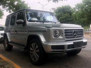 Mercedes G350 benzina Cina
