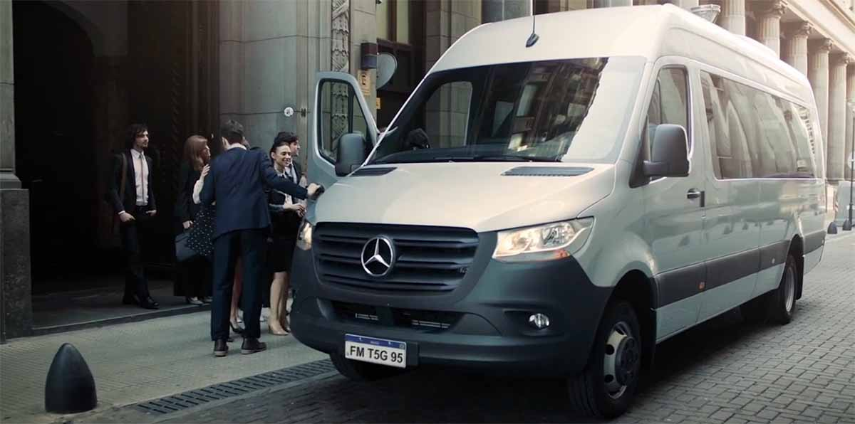 Mercedes Sprinter 19+1