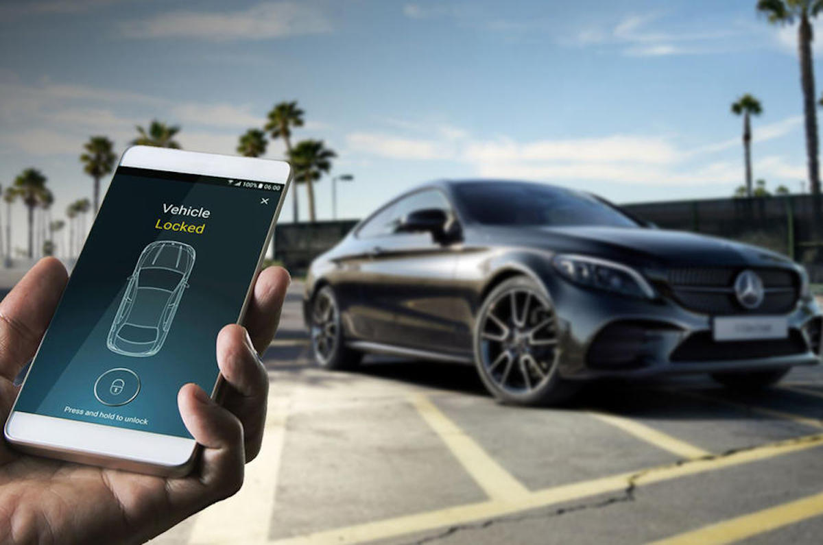 Mercedes ecosistema digitale