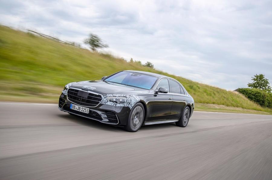 Nuova Mercedes Classe S Autocar