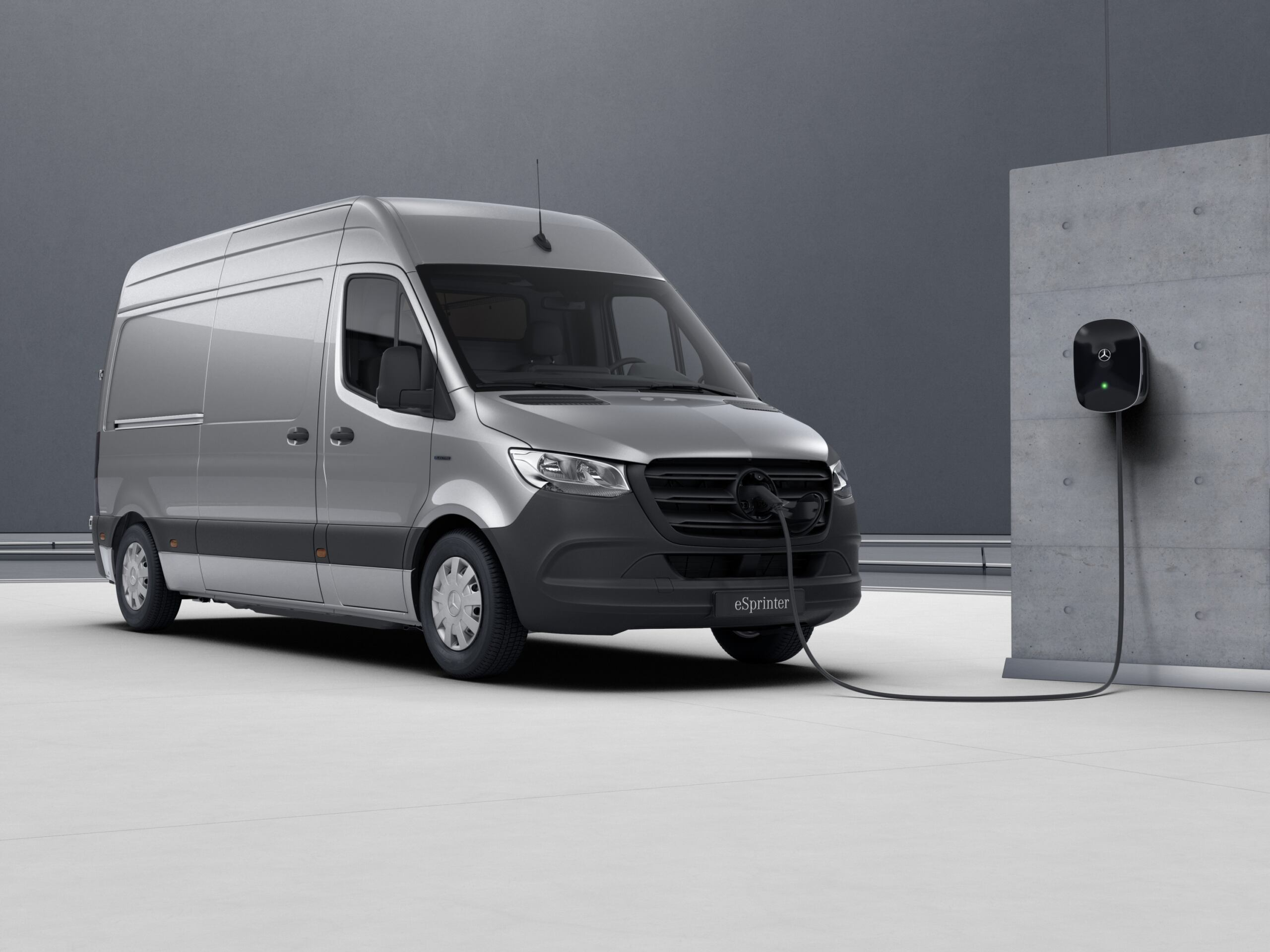 Nuovo Mercedes eSprinter Regno Unito