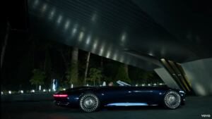 Vision Mercedes-Maybach 6 Cabriolet Drake