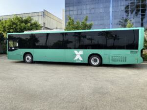 Daimler Buses 415 autobus Israele