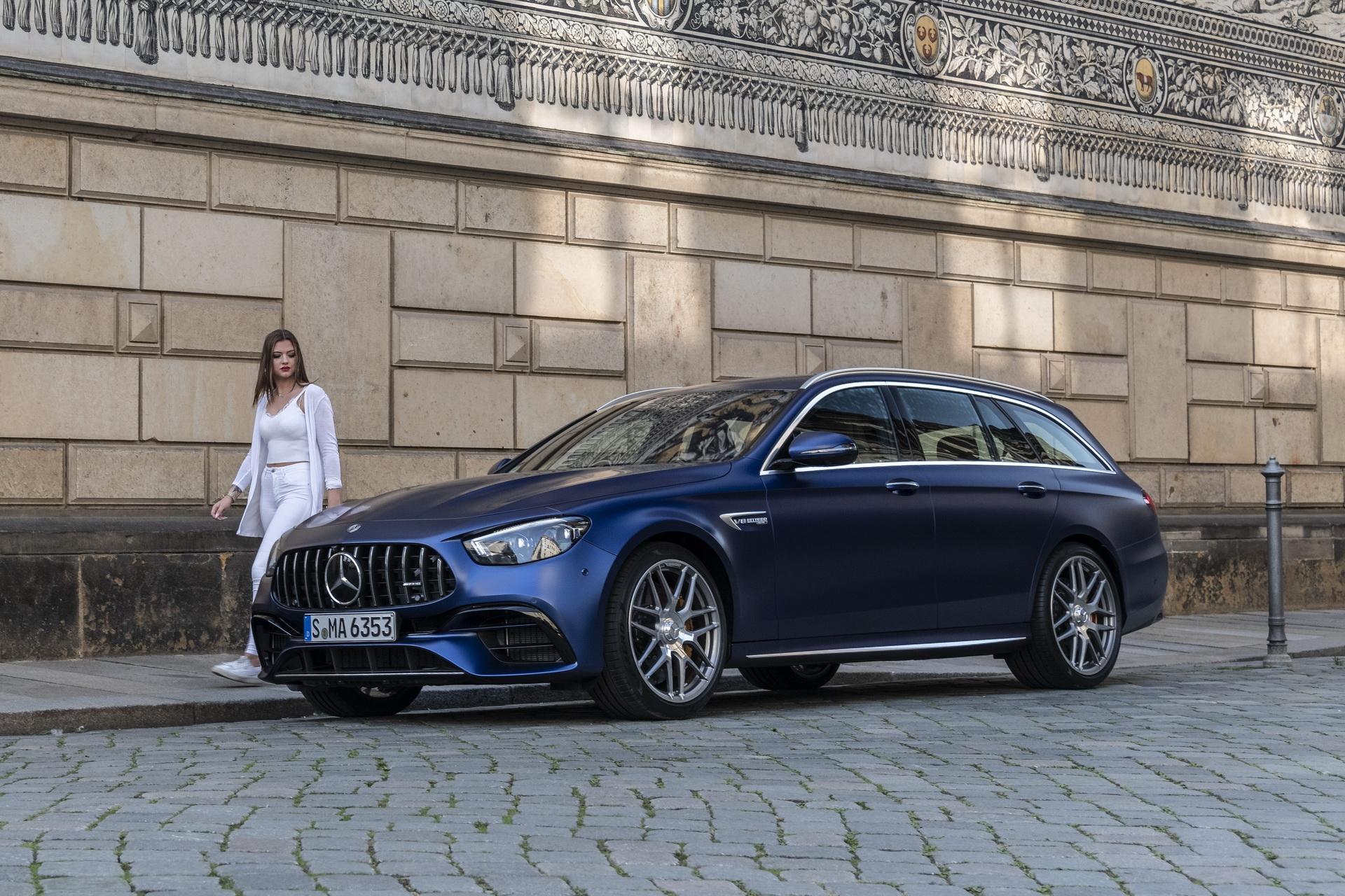Mercedes-AMG E 63 S 2021 wagon