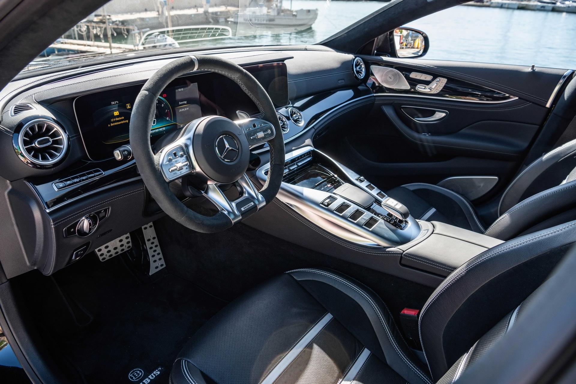 Mercedes-AMG GT 63 S Brabus 800
