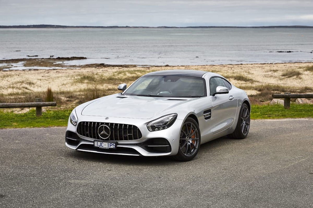 Mercedes-AMG GT S 2018