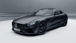 Mercedes-AMG GT Stealth Edition
