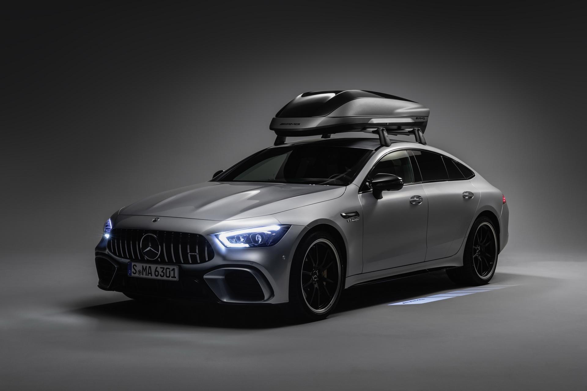 Mercedes-AMG box da tetto