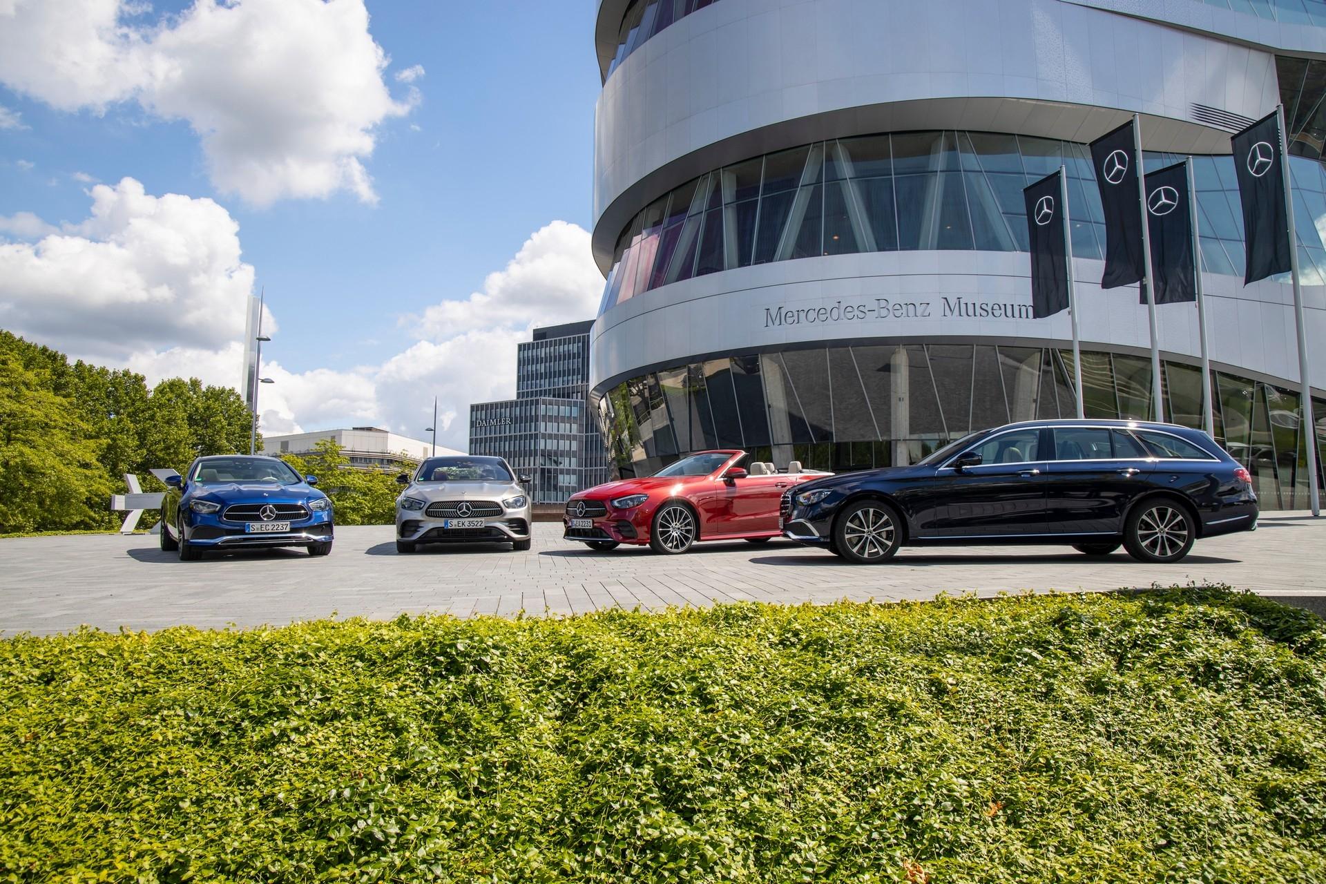 Mercedes Classe E 2021 prezzi USA