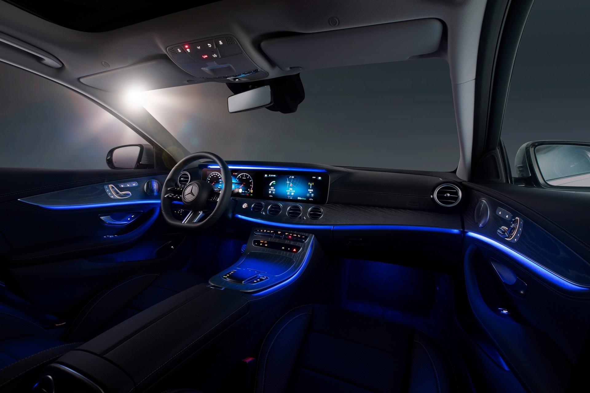 Mercedes Classe E L 2021