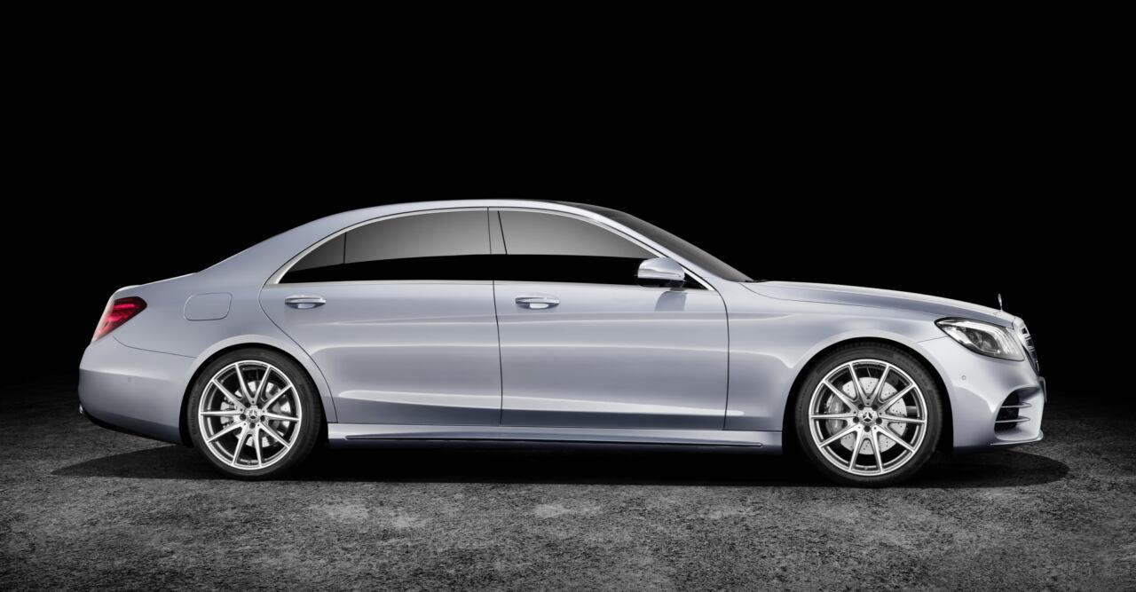 Mercedes Classe S W223 vs W222