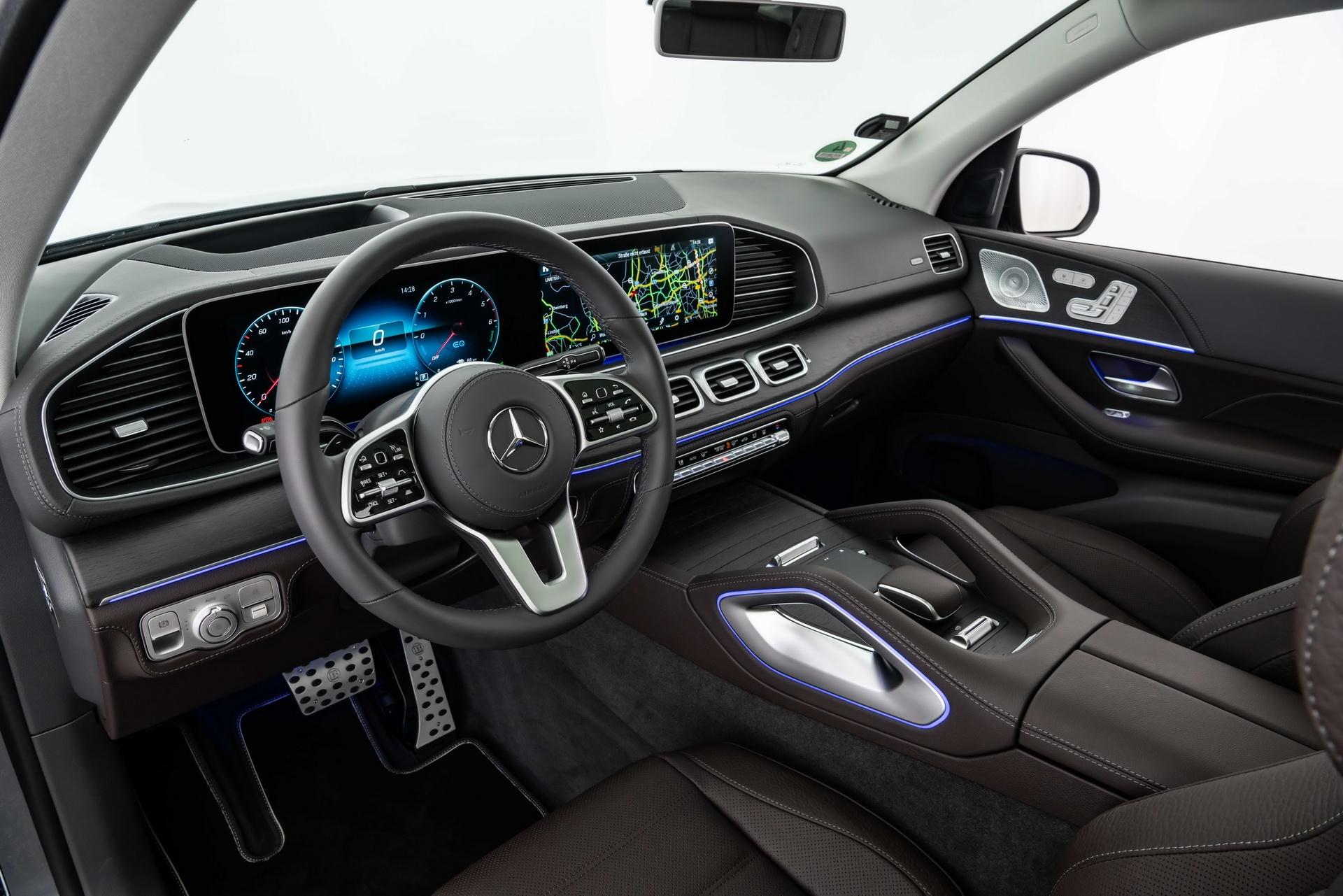 Mercedes GLE 350 de Brabus