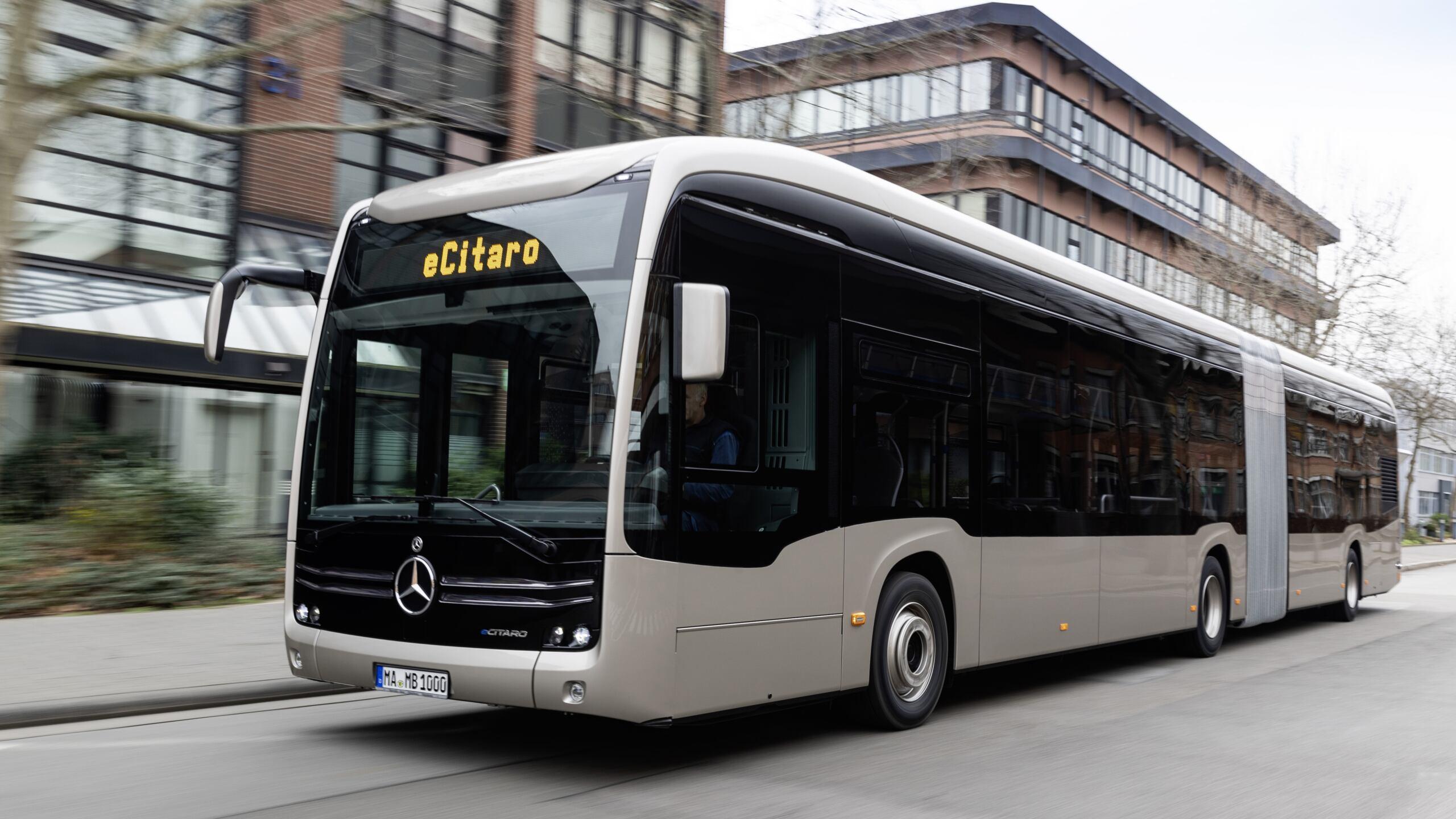 Mercedes eCitaro G batterie stato solido