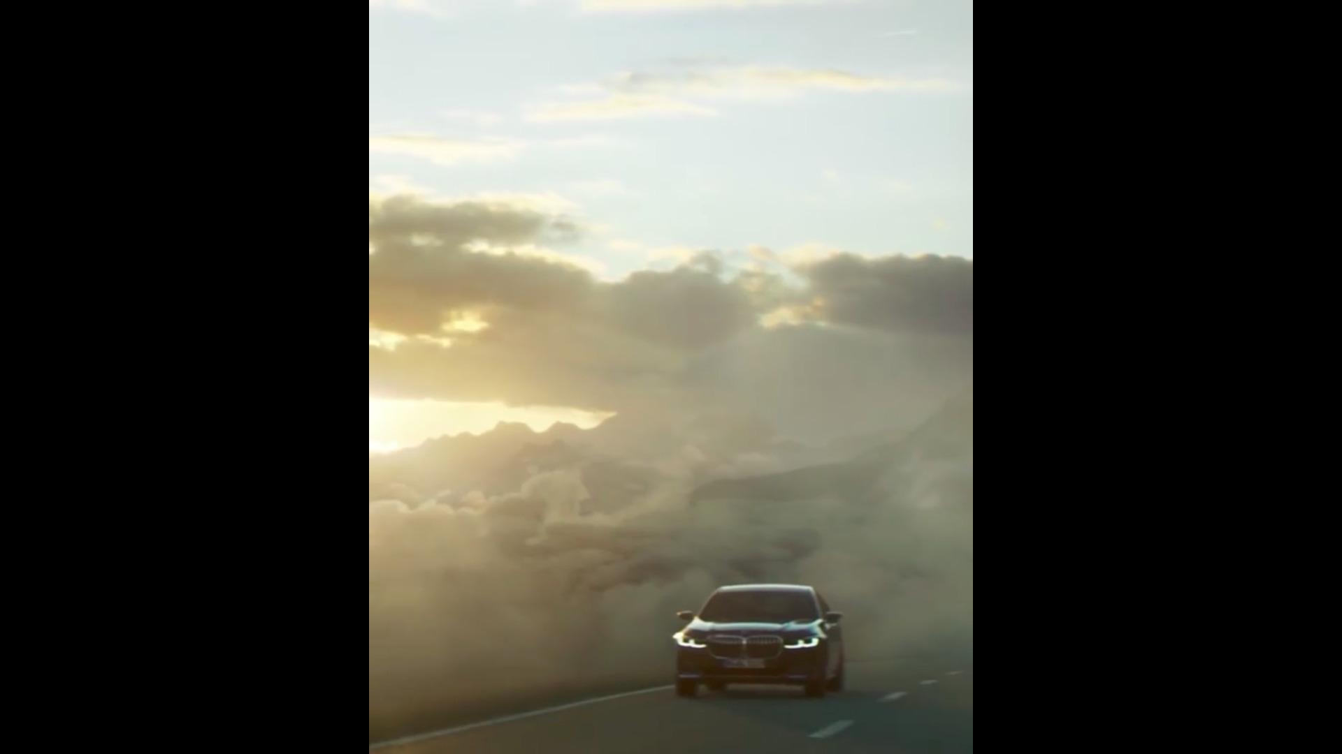 Nuova Mercedes Classe S BMW video