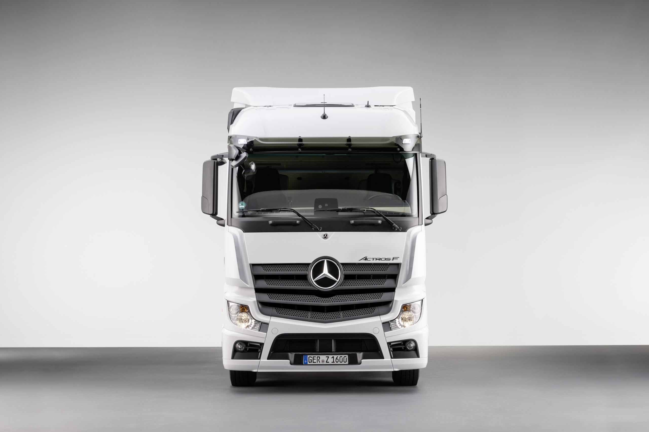 Nuovo Mercedes Actros F