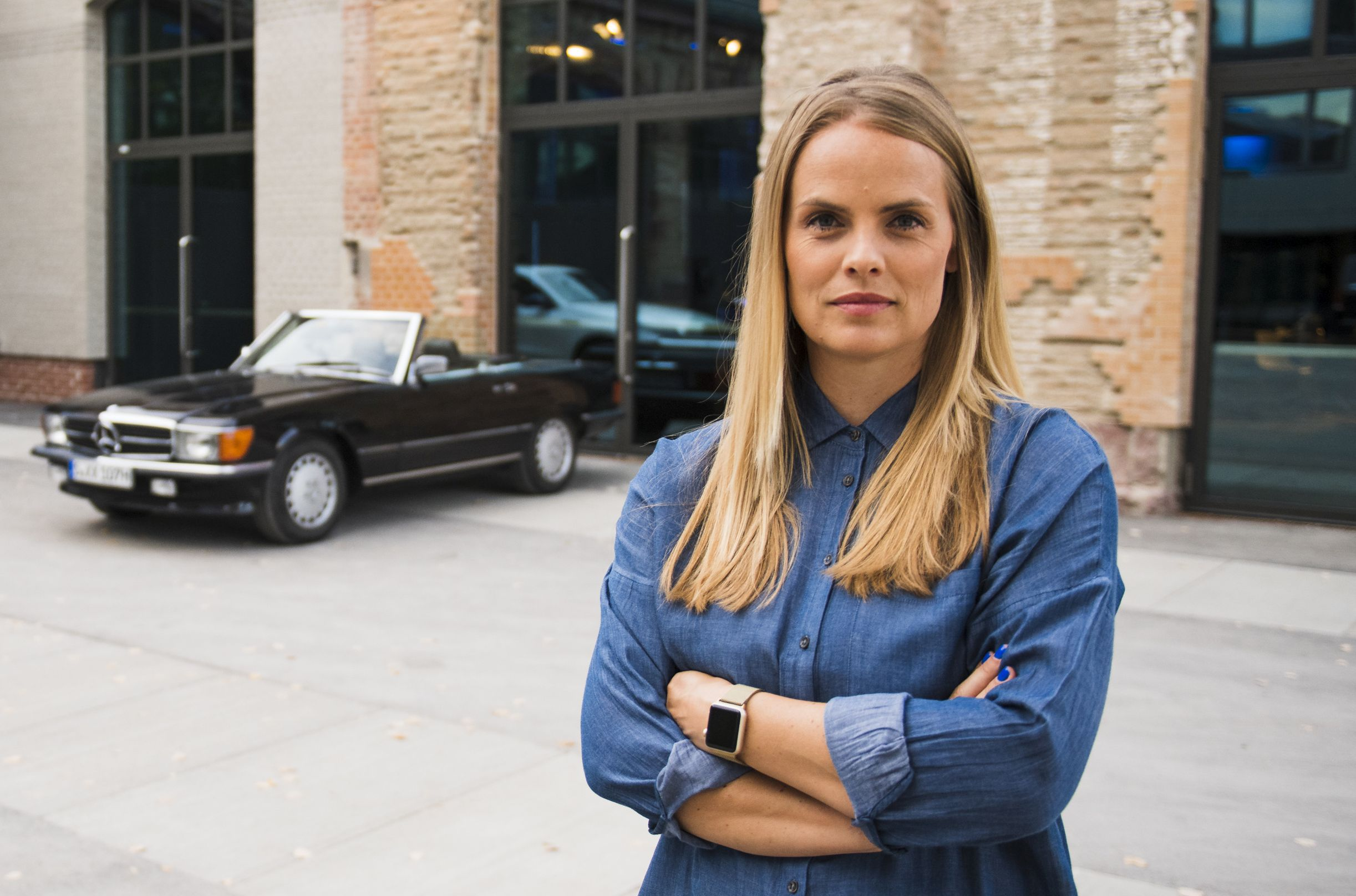 Bettina Fetzer Mercedes-Benz AG