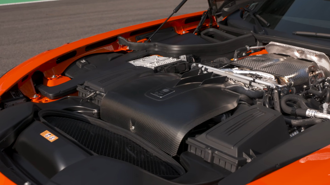 Mercedes-AMG GT Black Series Autocar