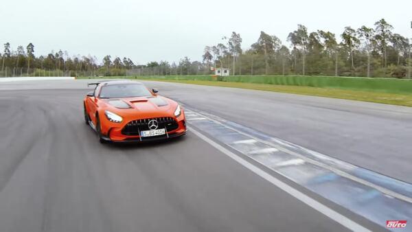 Mercedes-AMG GT Black Series Sport Auto