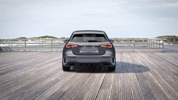 Mercedes Classe A: debutta in UK la versione Exclusive Edition - MBenz.it