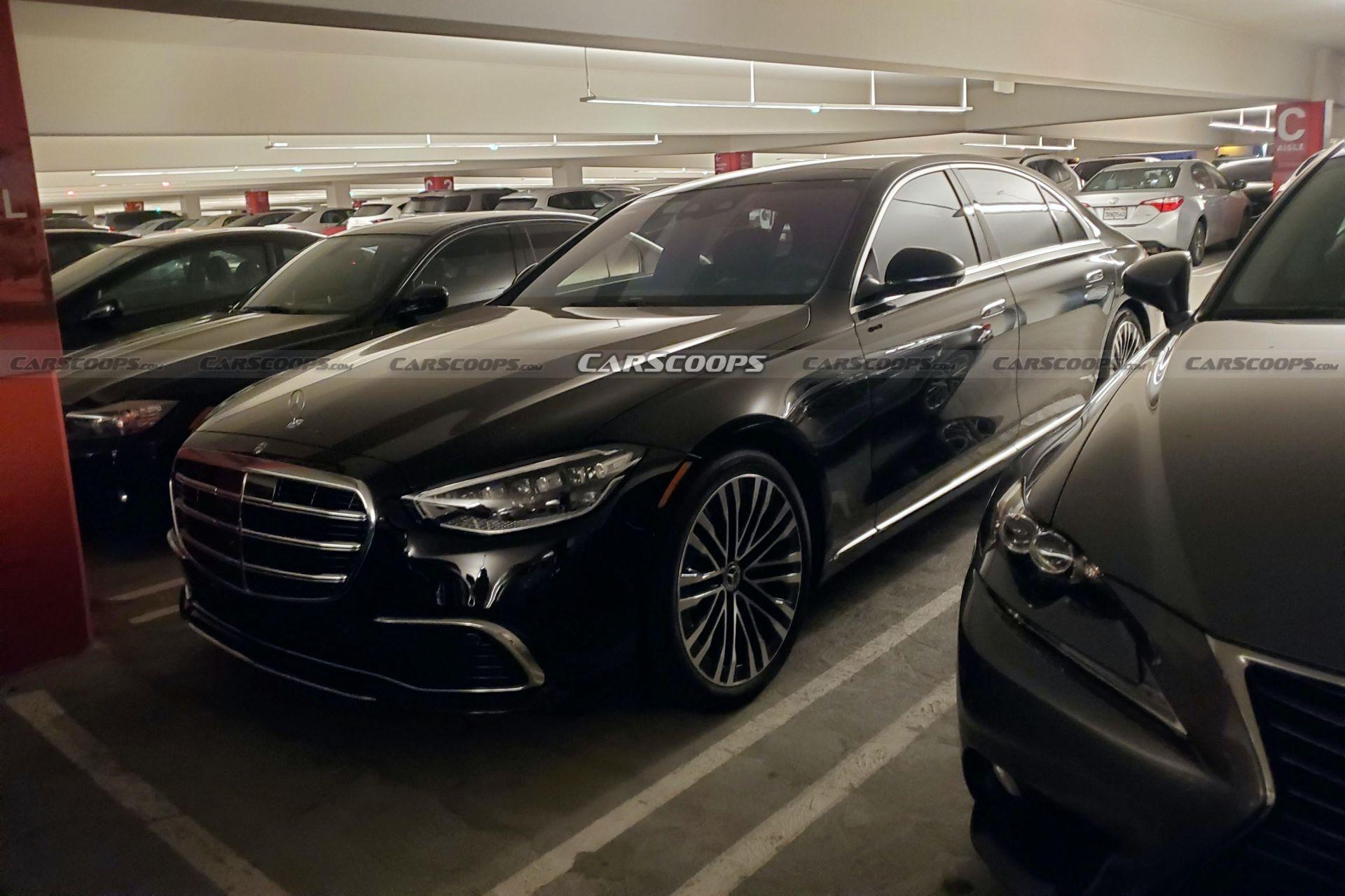 Mercedes Classe S 2021 foto USA