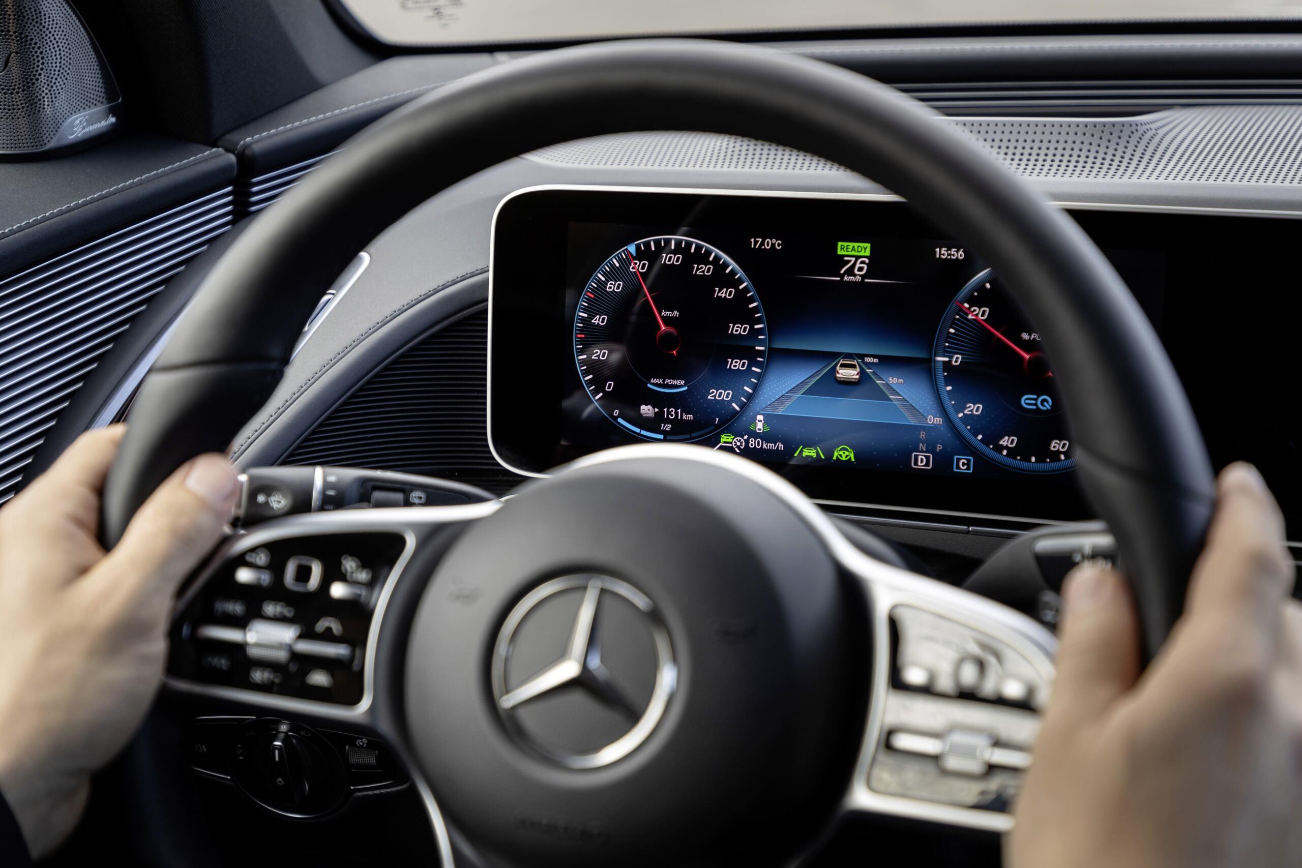 Mercedes GLE Euro NCAP sistemi
