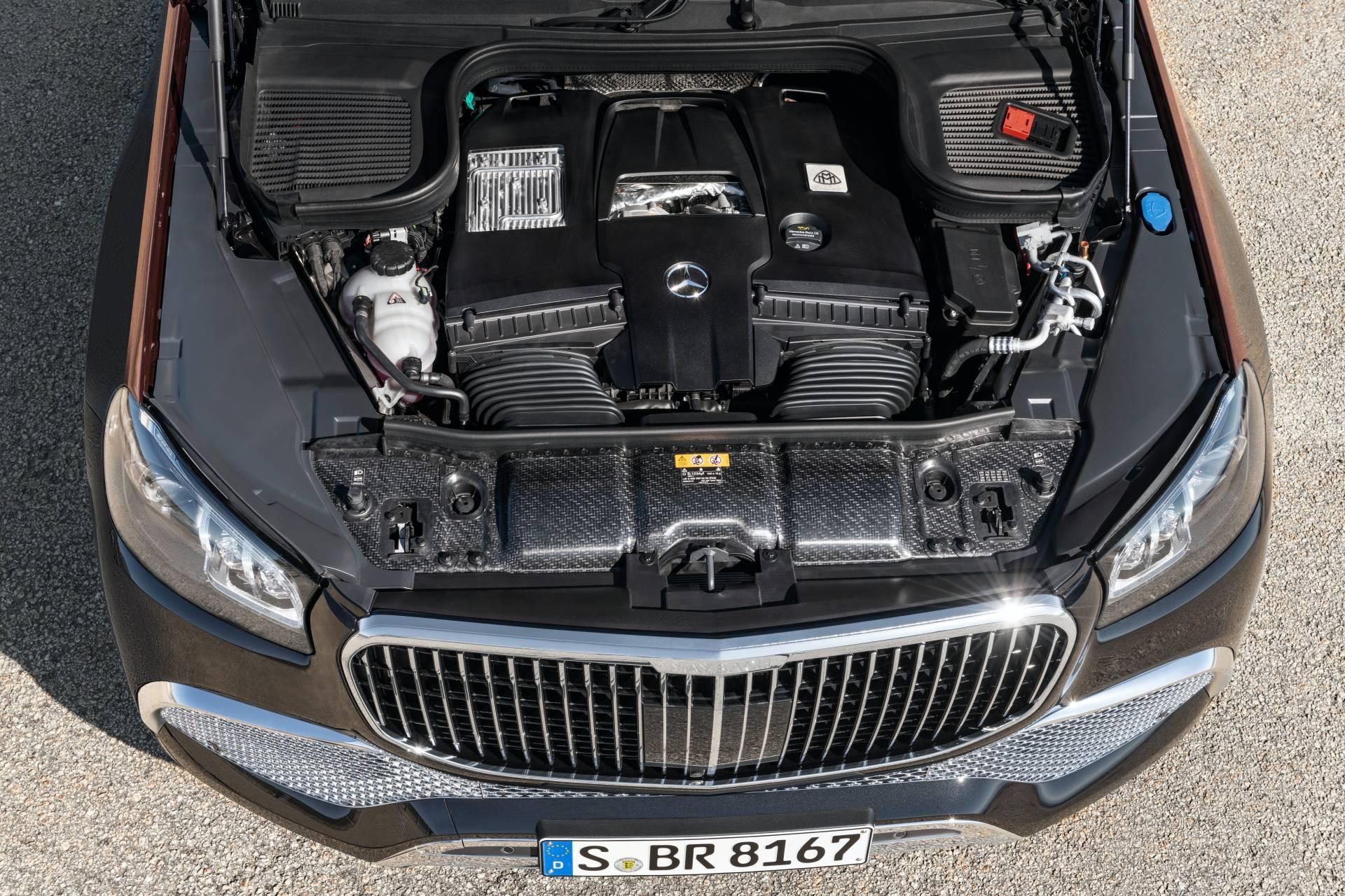 Mercedes-Maybach GLS 2021