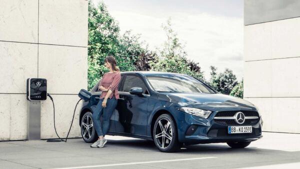 Mercedes-classe-a-ibrida
