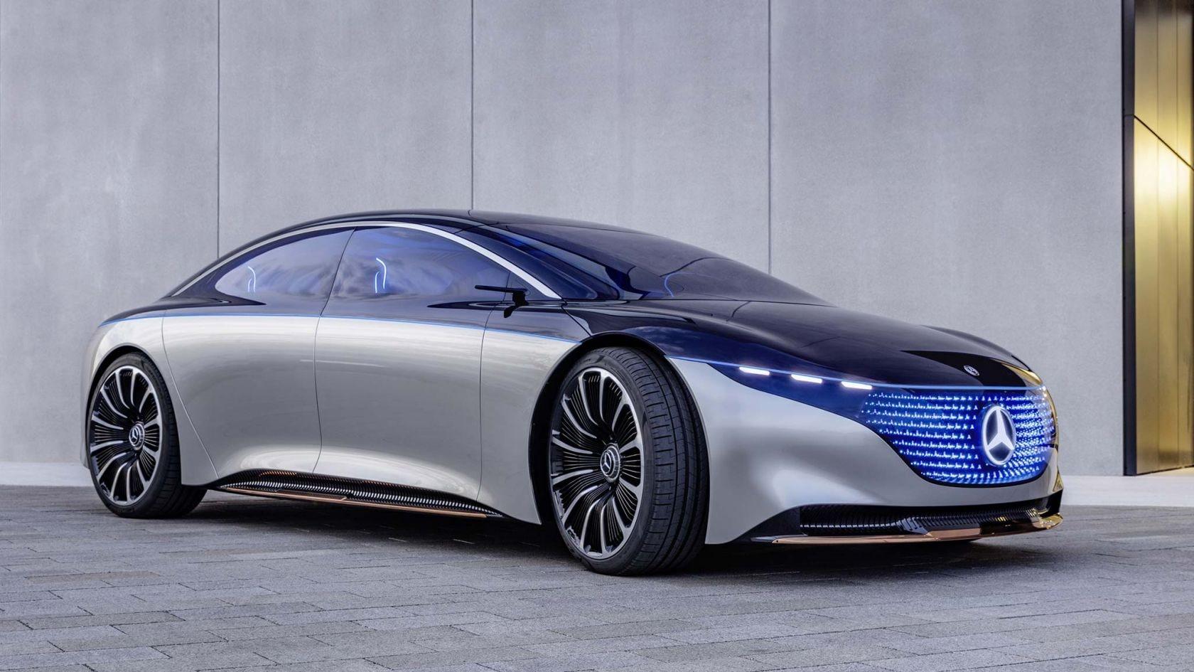 Mercedes: le sportive future saranno elettriche, arriva la conferma ufficiale - MBenz.it