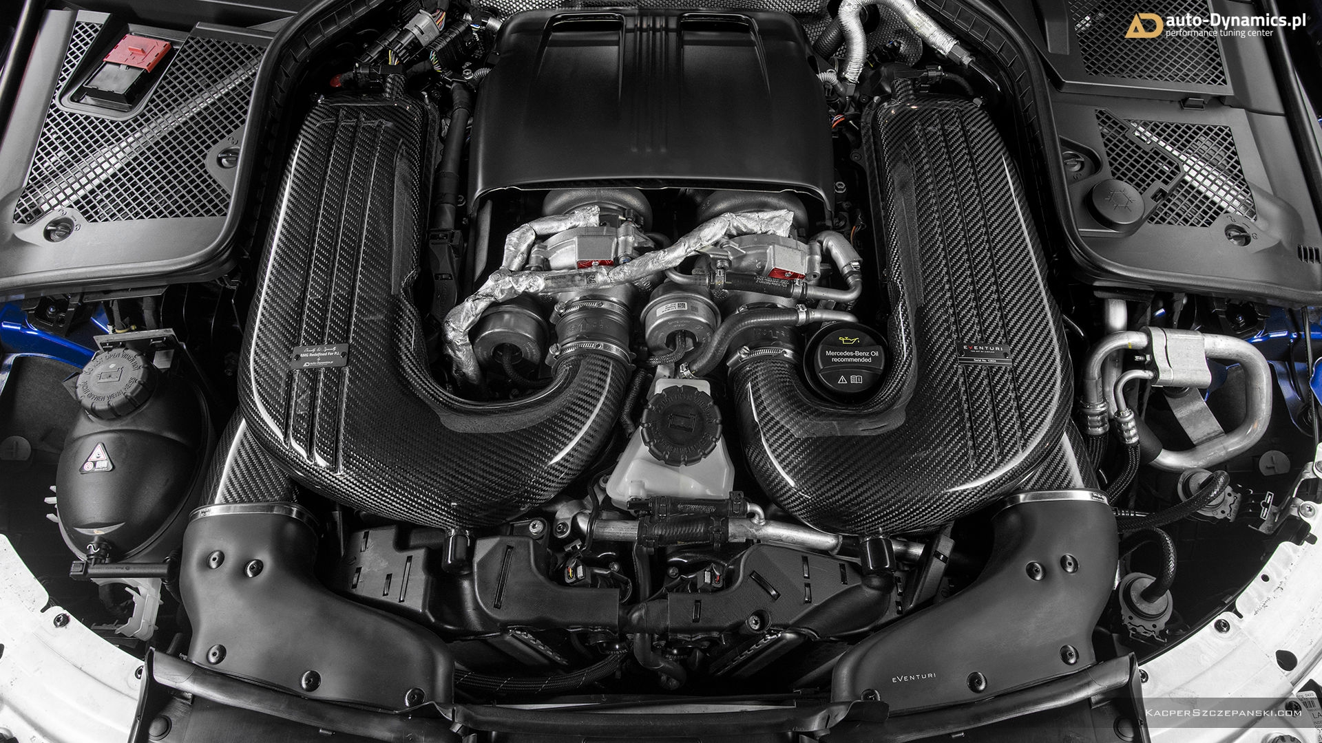 Mercedes-AMG C 63 S Auto Dynamics