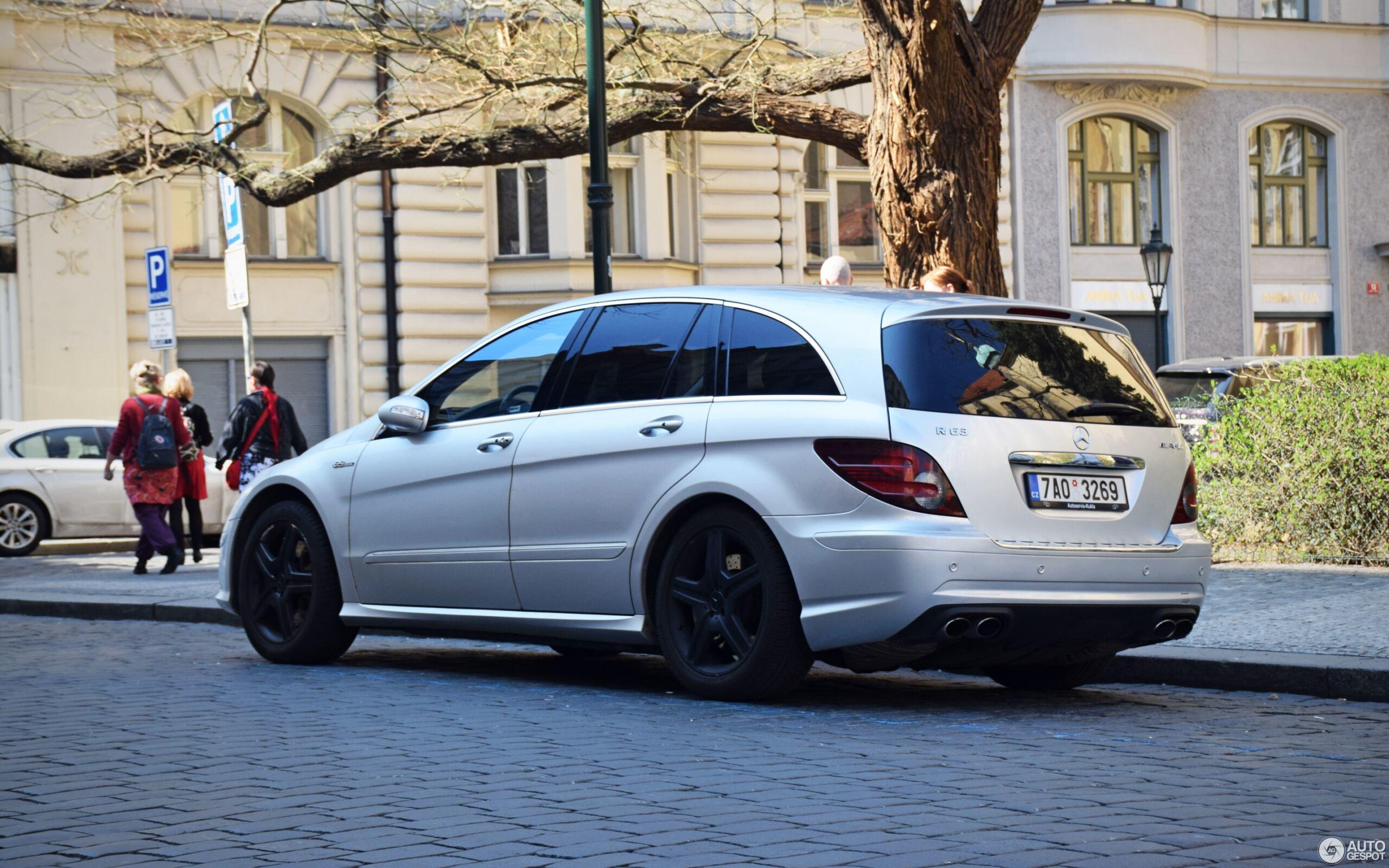 Mercedes-AMG R 63